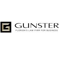 Gunster logo