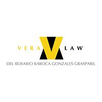 VeraLaw (Del Rosario Raboca Gonzales Grasparil) logo