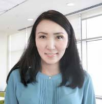 Agaisha Ibrasheva, Legal Partner Photo