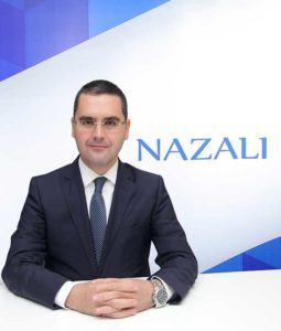 Ersin Nazalı, Nazalı Attorney Partnership Photo