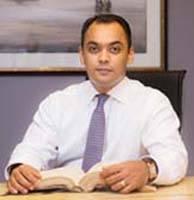 Sameer Sattar, Head of Legal Photo