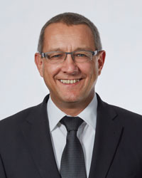 Jörg Kilchmann, KPMG Switzerland Legal Partner Photo
