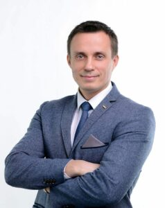 Yevhen Smiiukha, Managing Partner Photo