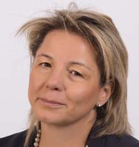 Catherine Karatza, Managing partner Photo