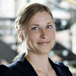Mari Wetlesen, Head of Deloitte Legal Photo