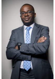Babajimi Ayorinde, Partner Photo