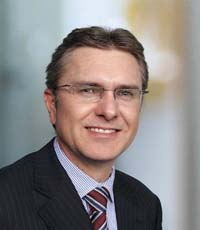 Anton de Bruyn, Head of KPMG Legal Services in South Africa Photo