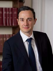 Luca Daffra, Partner Photo