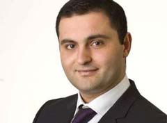 Gor Margaryan, Partner, Banking and Finance Photo