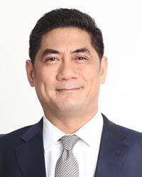 Elmer B. Serrano, Managing Partner/Senior Partner Photo