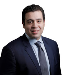 Mahmoud Bassiouny, Managing Partner and Regional Head of Finance & Projects Photo