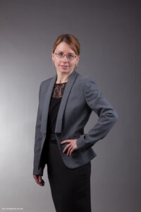 Daniela Ježová, Managing Partner Photo