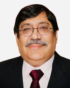 Mr Pravin Anand, Managing Partner Photo