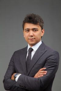Jamshid Agzamkhadjaev, Managing partner Photo